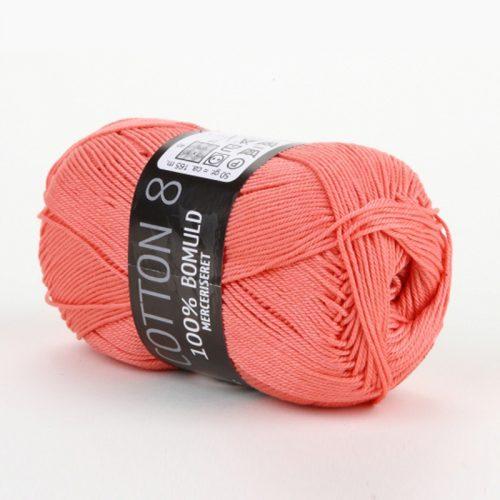 Mayflower Cotton 8/4 Merceriseret