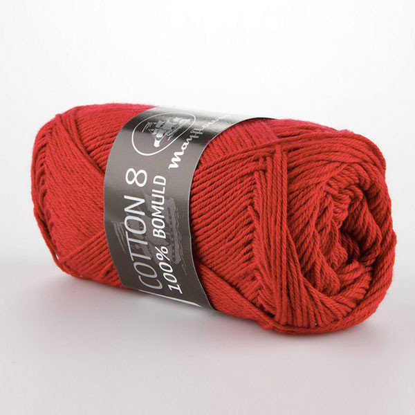 mayflower-cotton-84-garn-unicolor-1412-morkerod