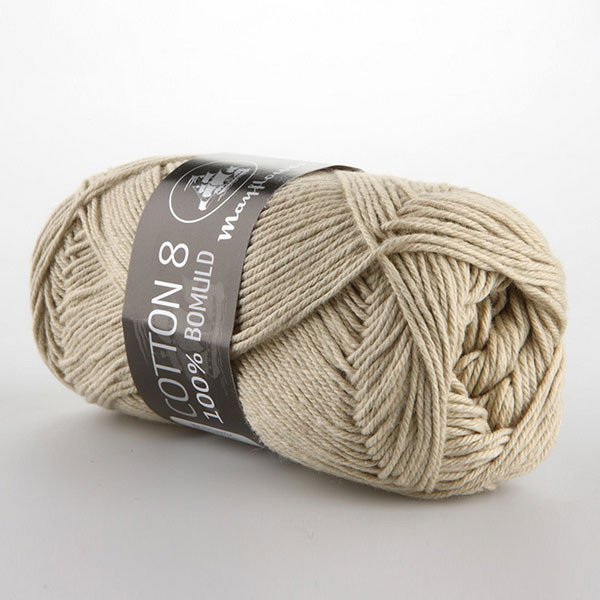 mayflower-cotton-84-garn-unicolor-1438-beige