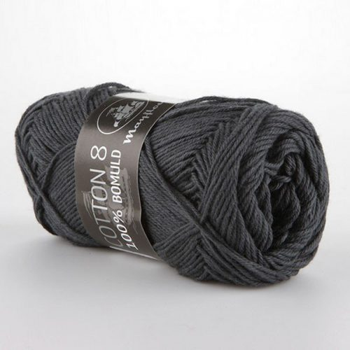 mayflower-cotton-84-garn-unicolor-1442-morkegra