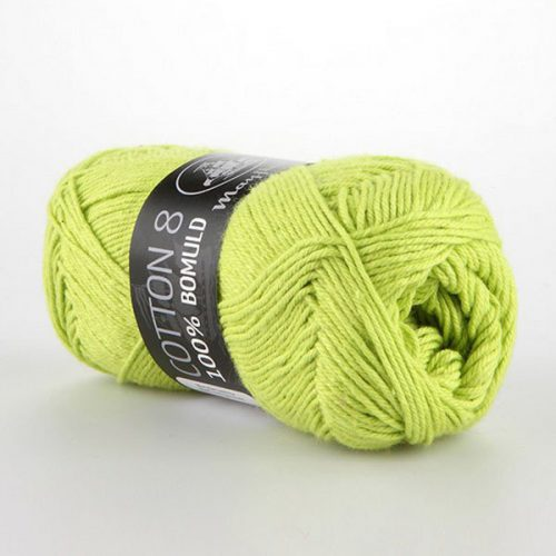 mayflower-cotton-84-garn-unicolor-1446-lysegron