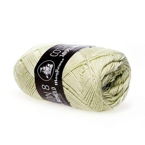 mayflower-cotton-84-garn-unicolor-1496-stovet-lime