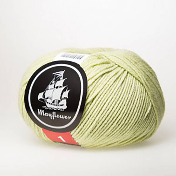 mayflower-cotton-1-garn-unicolor-148-pistacie