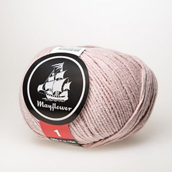 mayflower-cotton-1-garn-unicolor-153-stoevet-rosa
