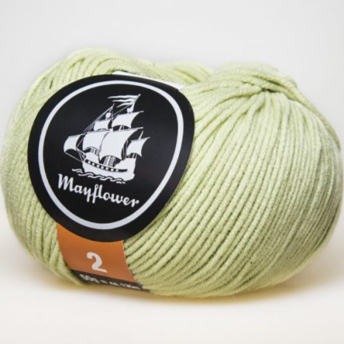 mayflower-cotton-2-garn-unicolor-248-pistacie