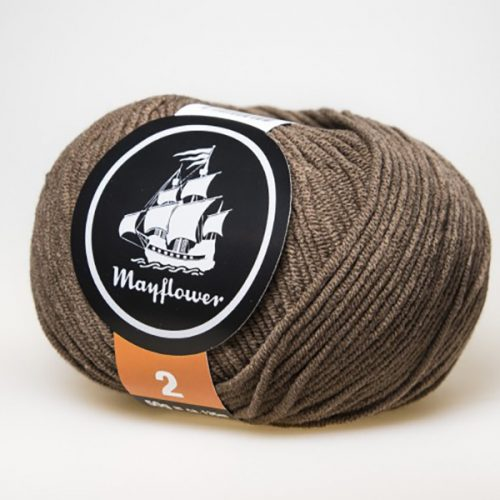 mayflower-cotton-2-garn-unicolor-250-lys-brun