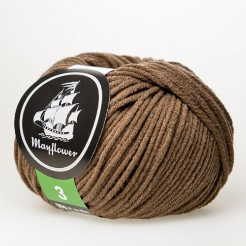 mayflower-cotton-3-garn-unicolor-350-lys-brun