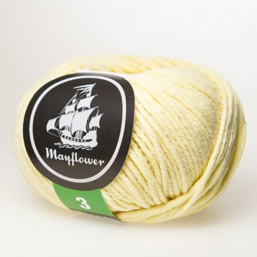 mayflower-cotton-3-garn-unicolor-352-lys-gul