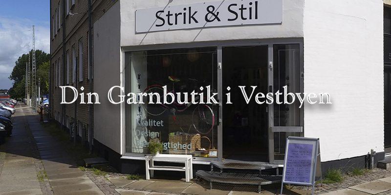 Strik & Stil - Din garnbutik i Vestbyen